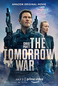 The Tomorrow War Movie Poster